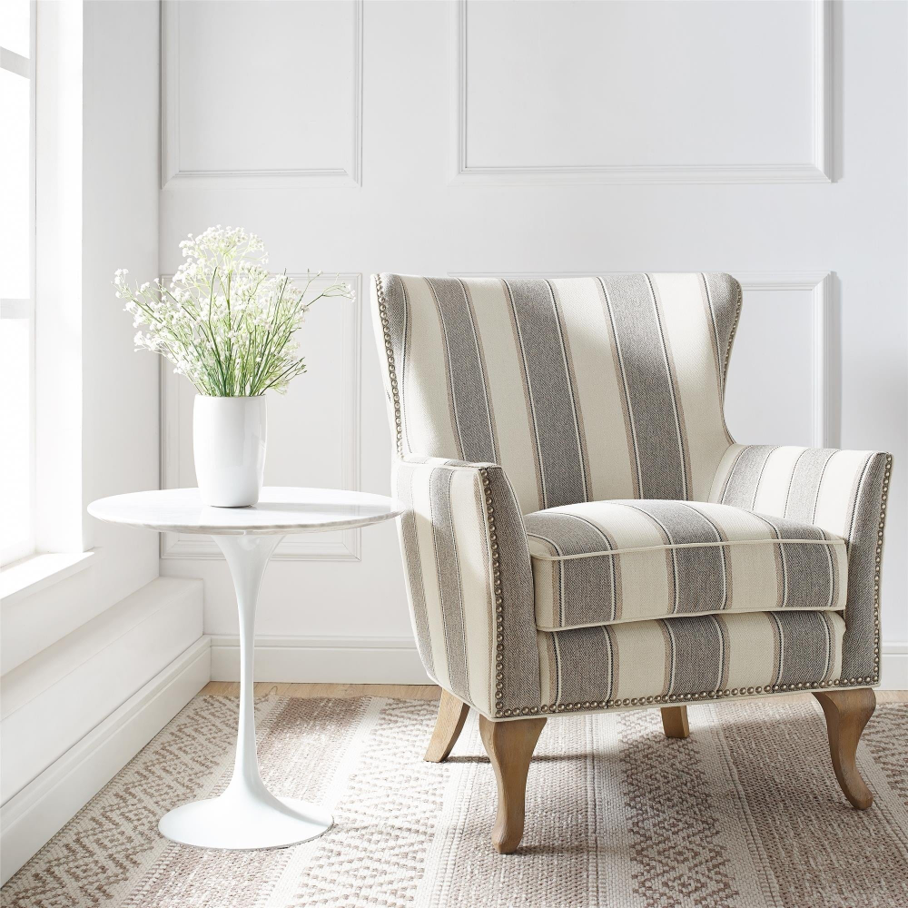 Avenue Greene Terri Accent Chair In 2020 Accent Chairs
