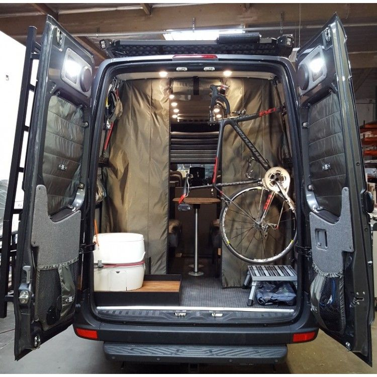 RB Demo Adventure Van