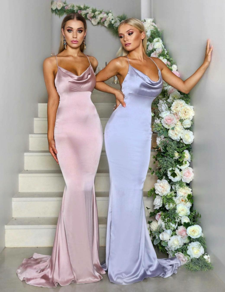 Spaghetti Straps Mermaid Elegant Sexy Simple Cheap Bridesmaid Dresses, Modest Prom Dresses,PD1046 Sparkly Sequins Shinning Gorgeous Long Prom Dresses, Fashion Cheap Evening Dresses,PD1047 #modestprom