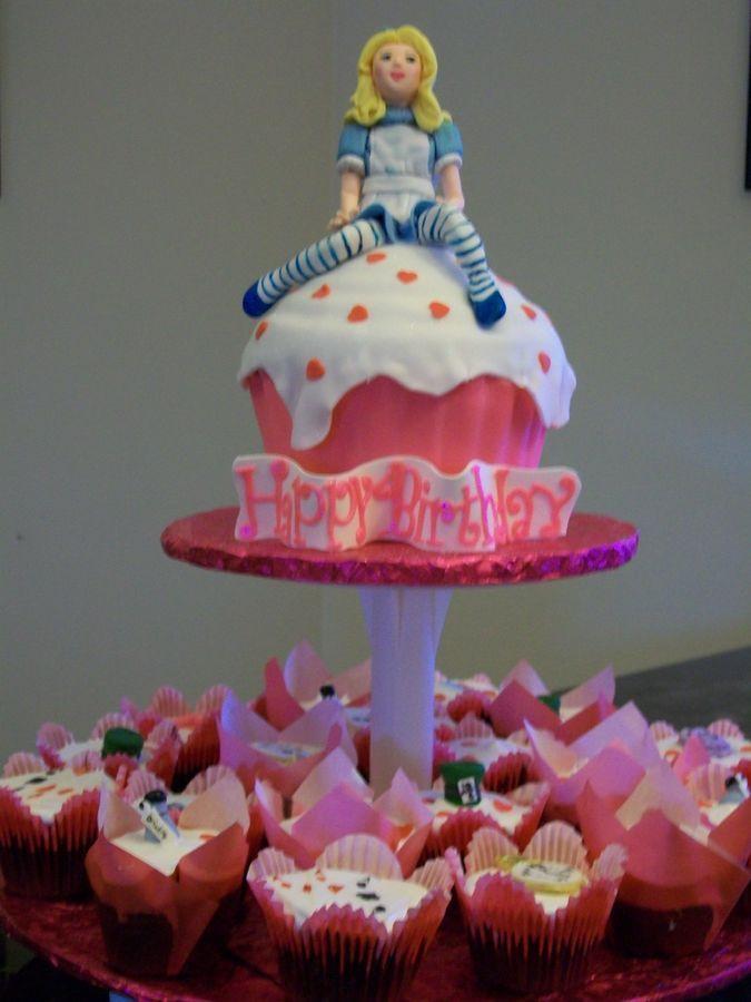 alice cake - Google Search