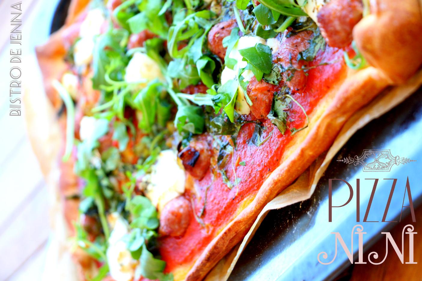 Ma Cuisine Vos Envies pizza nini | recette, recette pizza et alimentation