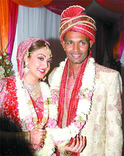 Image result for दिनेश रामदीन wife pic
