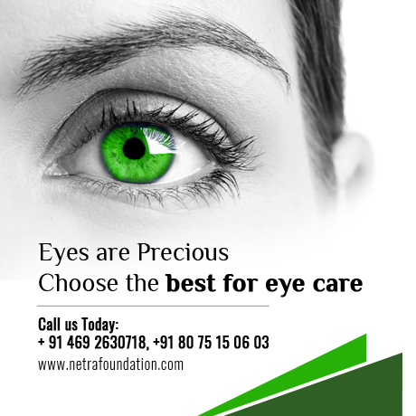 Eyes are Precious; Choose the best for eye care. Contact ...