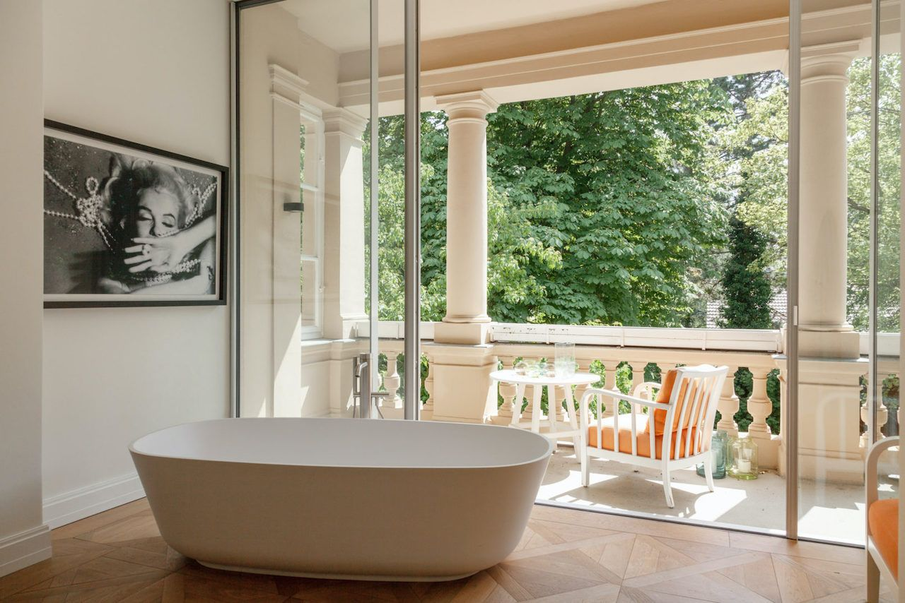 A mix of modernity and tradition in Berlin