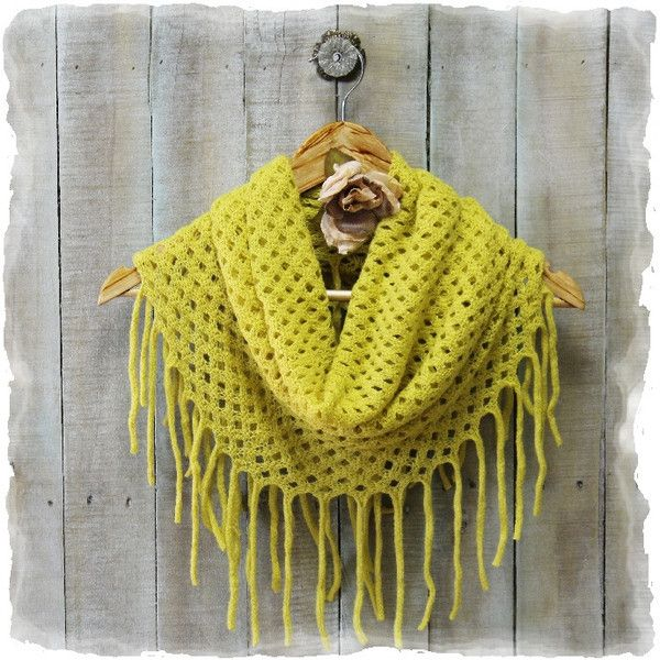 HARVEST scarf gold - 1 scarf 2 looks