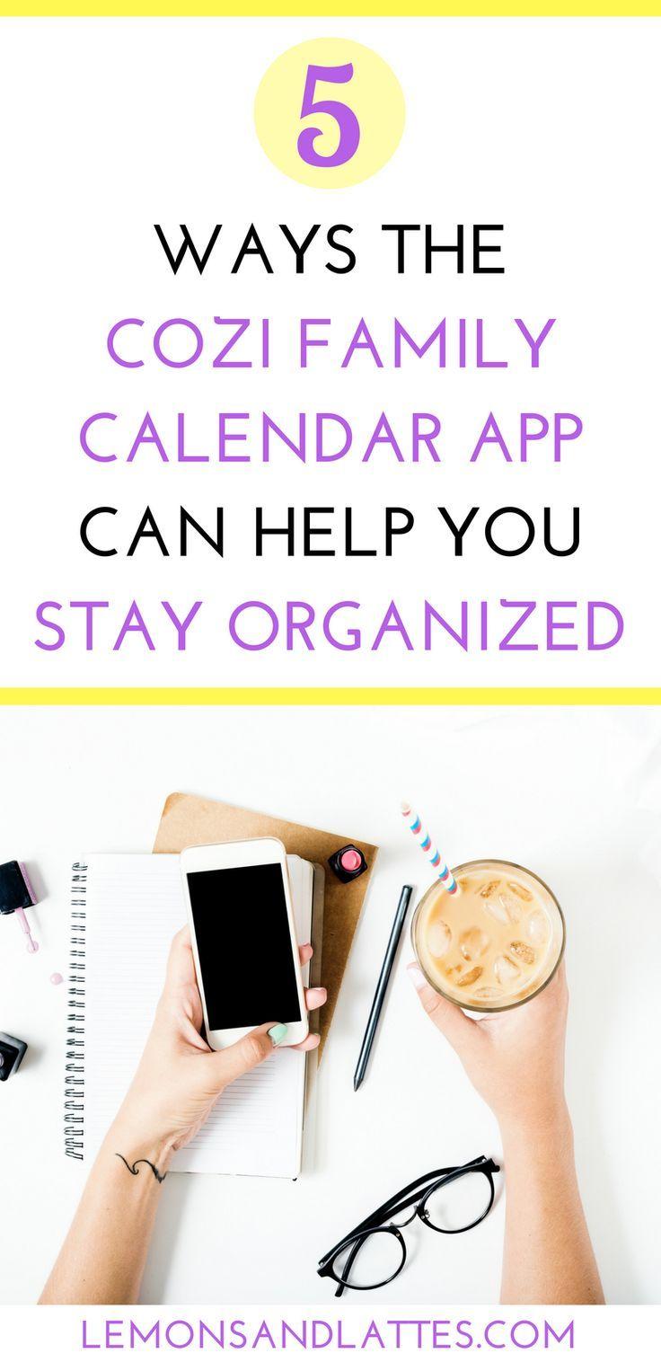 Best Family Calendar App Why Cozi Wins Family calendar