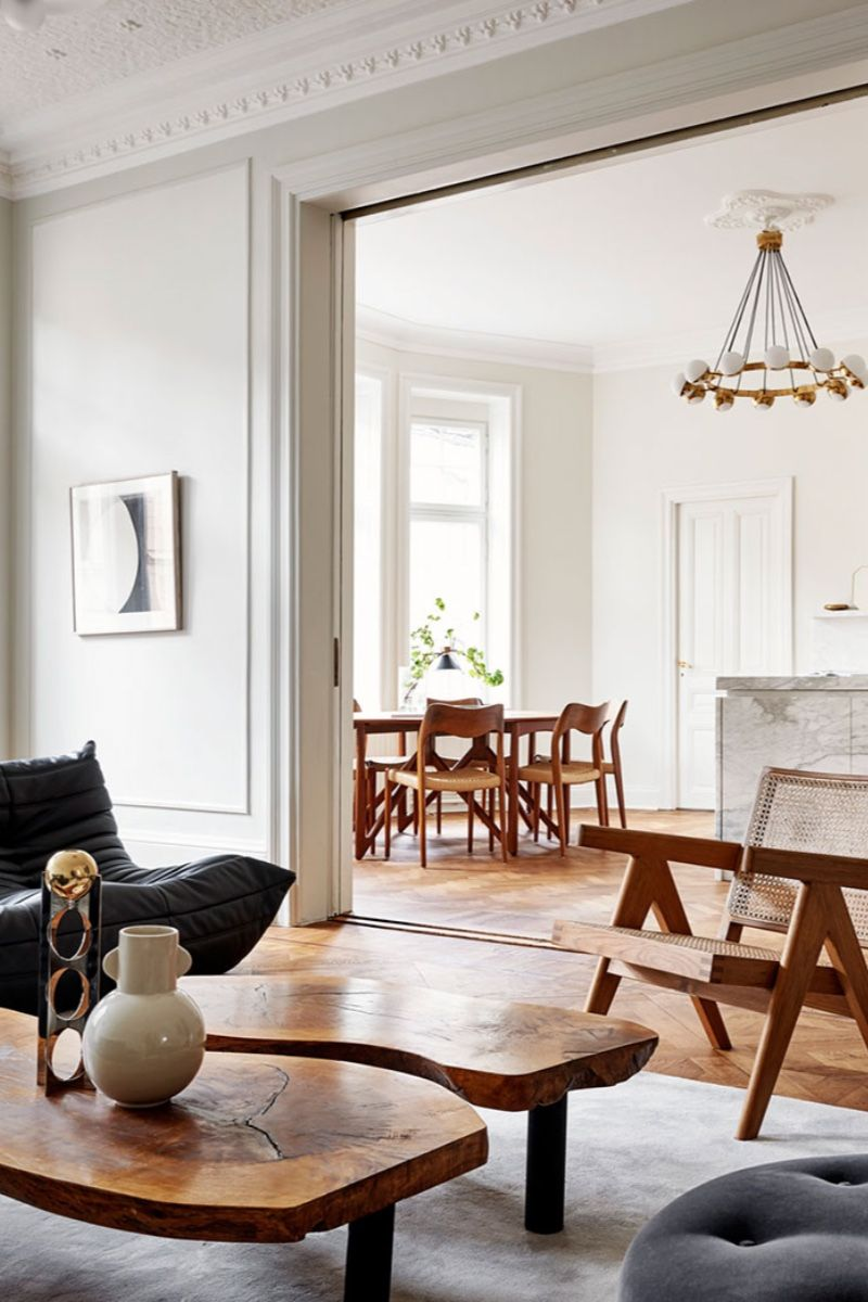 Photo of … something romantic about Parisian apartments | design | décor