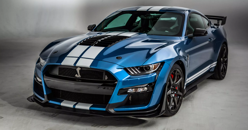 The 2020 Gt500 Is The Most Powerful Production Car That Ford Has Ever Built It Takes The 5 2 Liter V8 Fr Ford Mustang Shelby Gt500 Shelby Gt500 Mustang Shelby