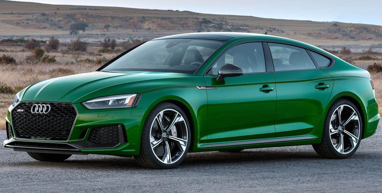 أودي أر أس 5 سبورت باك 2019 نسخة الأبواب الأربعة الرياضية المتفوقة للمرة الأولى موقع ويلز Audi Rs5 Sportback Audi Rs5 Audi S5