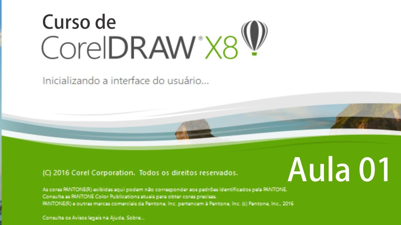 Curso de CorelDraw X8, Oque há de Novo  suporte otimizado para windows 1...