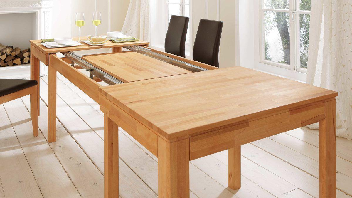 Wohnland Breitwieser Raume Esszimmer Tische Massivholztisch