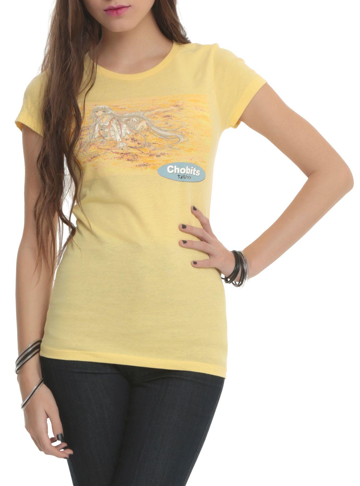 Chobits Chii Girls T-Shirt | Hot Topic