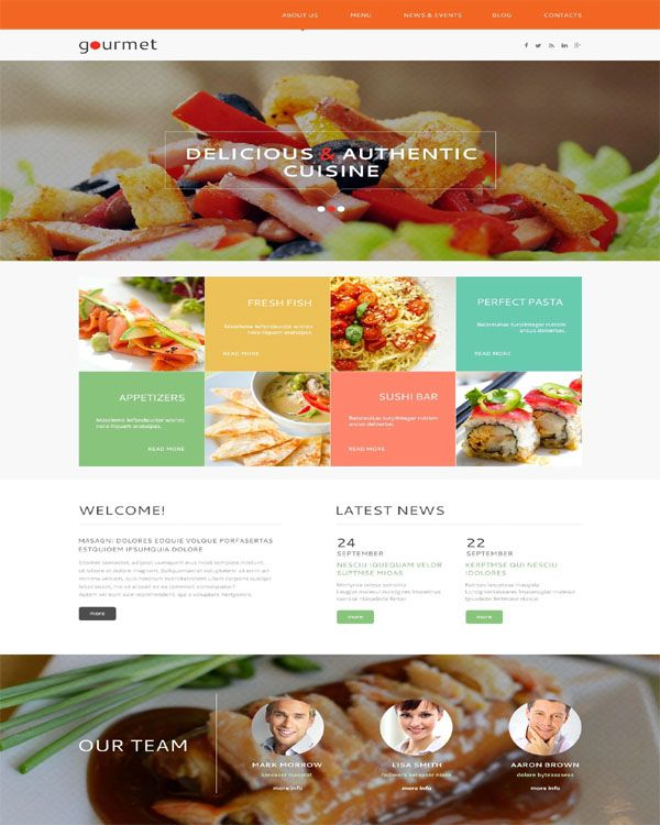 100 restaurant responsive wordpress themes in 2018 cafe and restaurant wordpress theme best wordpress restaurant theme restaurant responsive wordpress theme free download free forumfinder Image collections