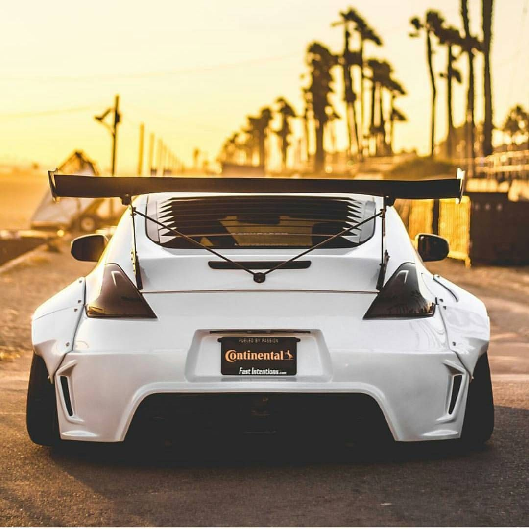 Car Nissan 370z Tuning Stance Lowered Garage Jdm: Pin By Touch.style On JDM / Import Cars / Stance