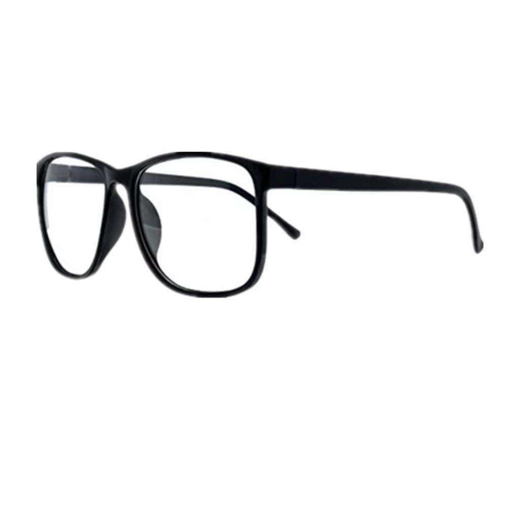 4ff993f64ed8 Mens Non Prescription Clear Lens Vintage Classic Glasses Stylish Eyewear  Glass  fashion  clothing  shoes  accessories  unisexclothingshoesaccs ...