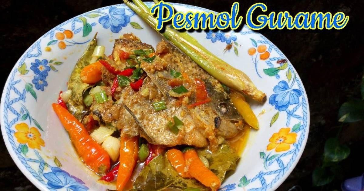 Pesmol Gurame Resep Resep Pot Roast Makanan