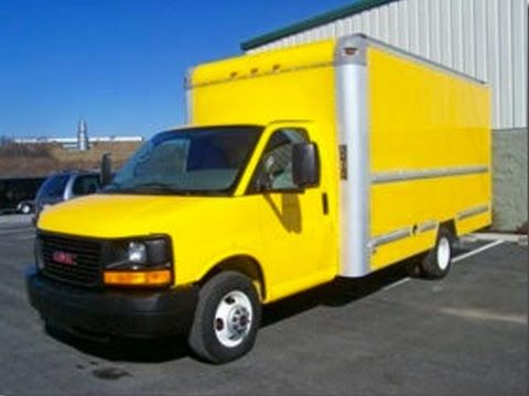 Converted Box Truck Stealthy Build Of A Penske Box Truck Longer