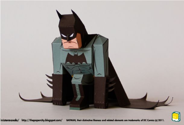 Blog_Paper_Toy_papertoy_Batman_Mister_Manolo_template