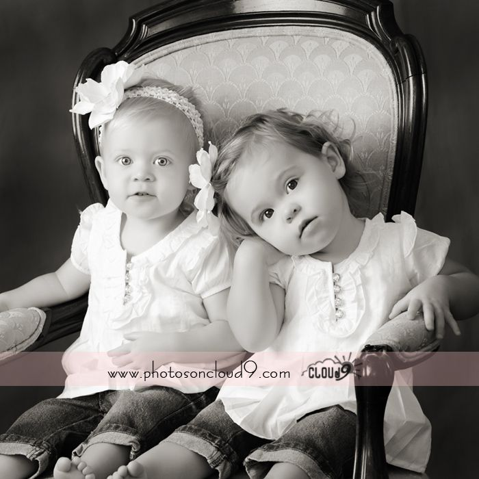 Twin pics! Beautiful session!