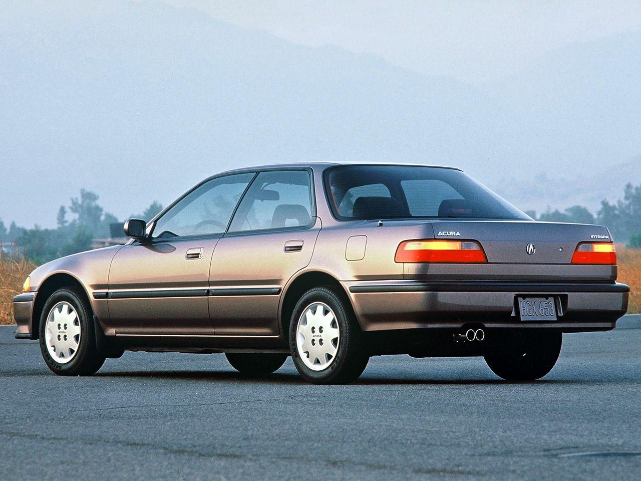 1990 acura integra sedan integra pinterest sedans and cars 1990 acura integra sedan pooptronica