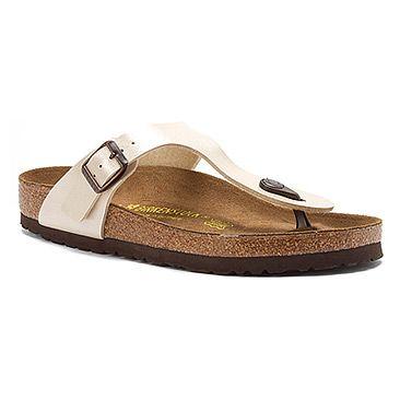 Temeridad cisne transportar  Birkenstock Gizeh Birko-Flor™ found at #OnlineShoes | Birkenstock sandals  women, Birkenstock, Special occasion shoes