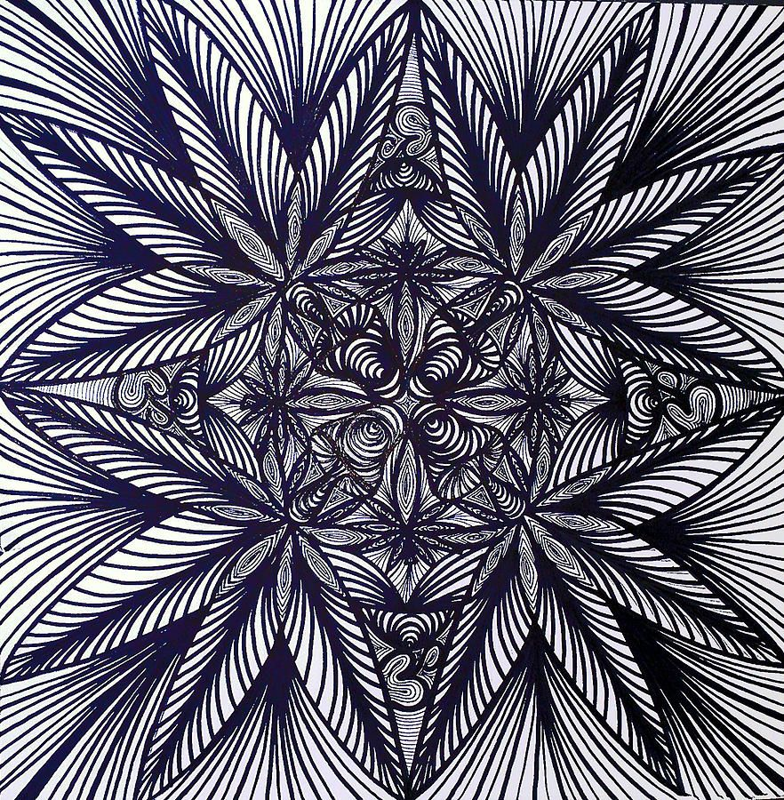 Weed Art Drawings Thinkin Green