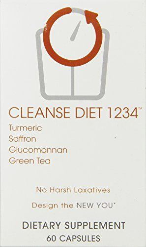 Creative Bioscience Cleanse Diet 1234 Diet Supplement, 60 Count //Price: $13.65 & FREE Shipping //     #hashtag1