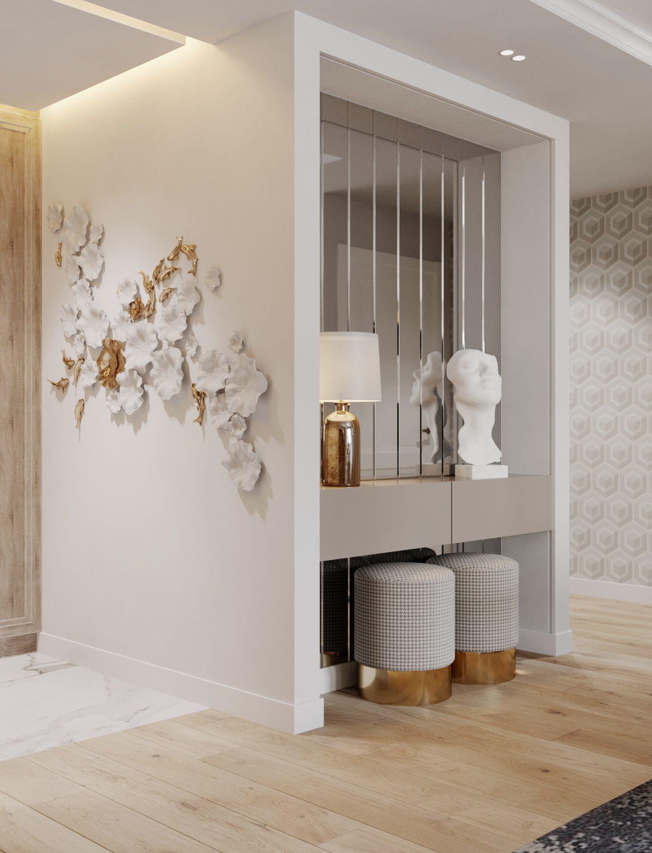 Odoevskogo Apartment Home Room Design Hall Decor Home Entrance Decor