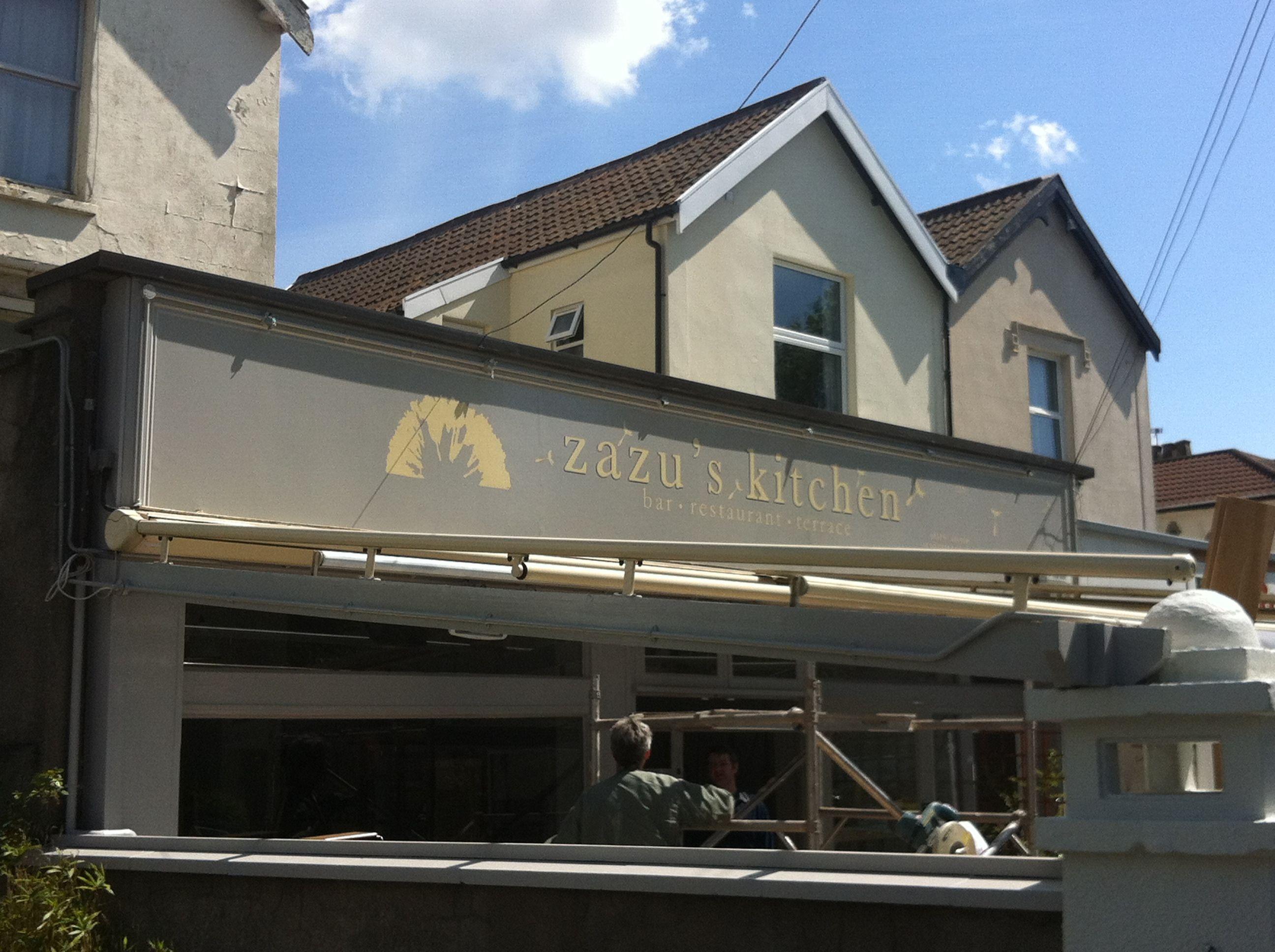 Zazu S Kitchen Gloucester Road