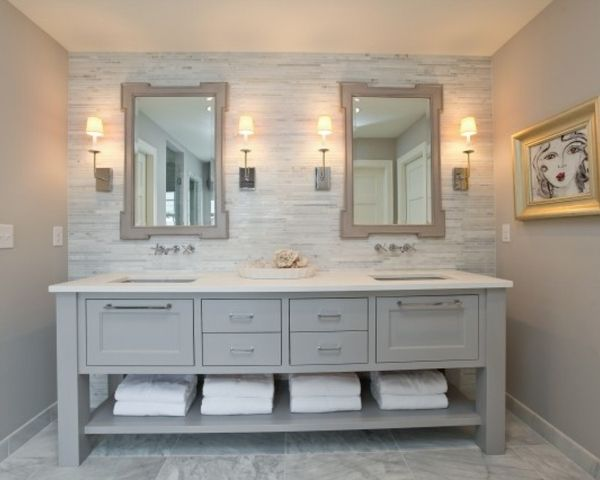 Cultured Marble Countertops Bathroom Vanity Countertops Storage Drawers  Elegant Bathroom Decor