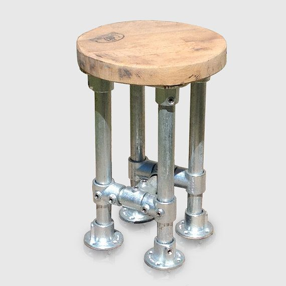 Admirable Industrial Style Kitchen Island Bar Stool Modern Heavy Pabps2019 Chair Design Images Pabps2019Com