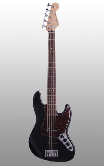 Fender Deluxe Active Jazz V 5-String Electric Bass http://bit.ly/1E6KF3D