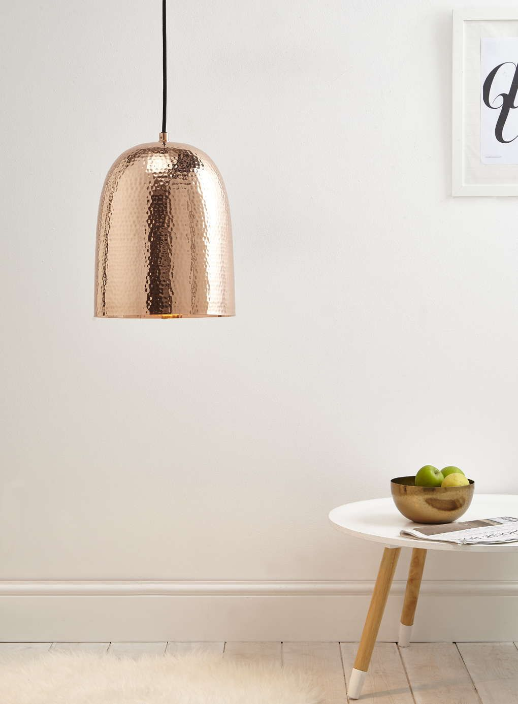 Copper Saige Pendant Light - Ceiling Lights - Home, Lighting ...