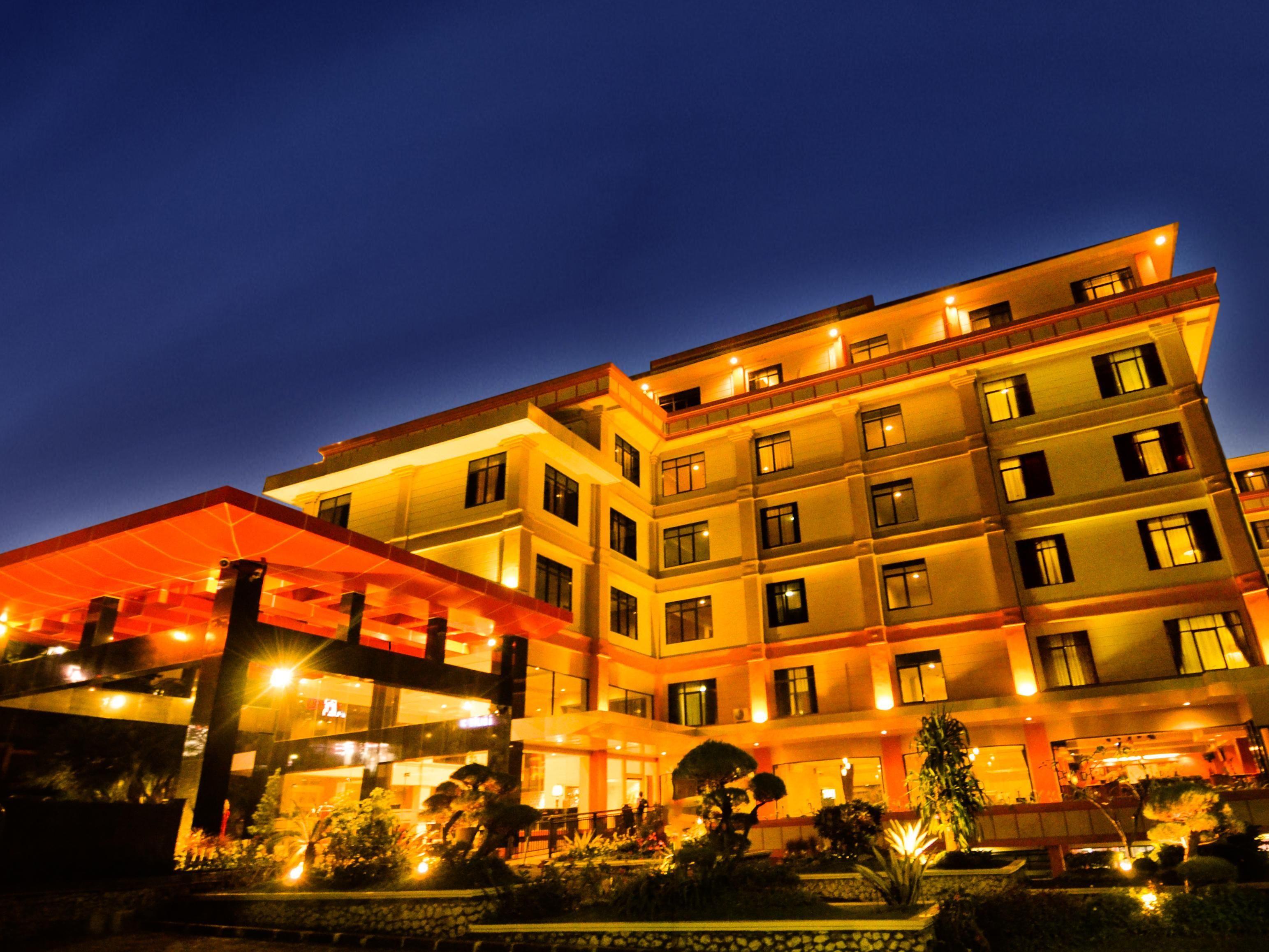Bandung Garden Permata Hotel Indonesia, Asia Garden