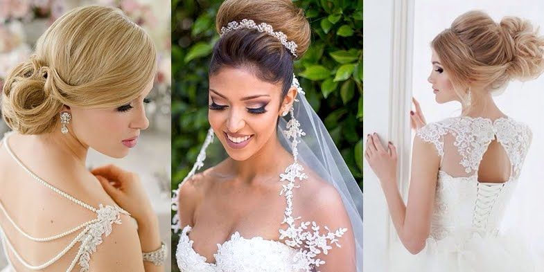 Elegant Wedding Hairstyles Romantic And Elegant Bridal Hairstyles  Bridal Hair Art And More