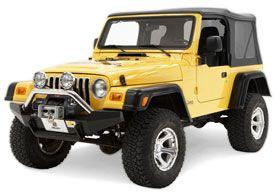 (Limited Supply) Click Image Above: Bestop Jeep Fender Flares - Bestop Off Road Jeep Wrangler Fender Flares