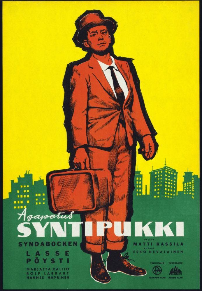 Syntipukki (1957)