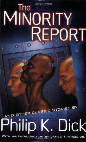 """Résultat de recherche d'images pour """"minority report k dick"""""""