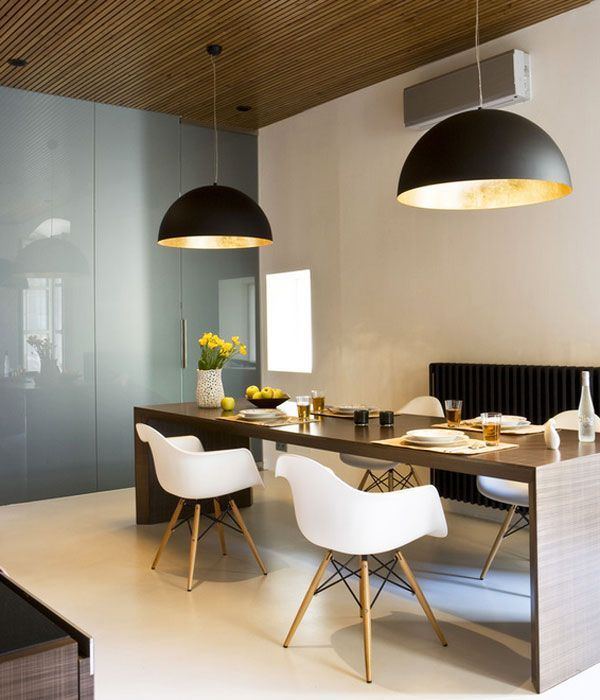 50 Modern Dining Room Designs For The Super Stylish Contemporary Home Dining Room Design Modern Modern Dining Room Apartment Interior