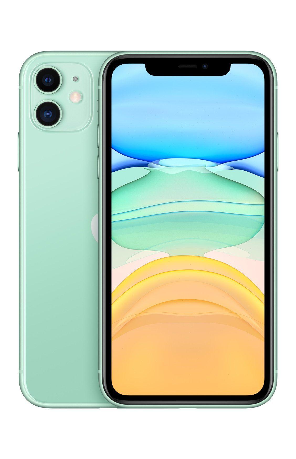 Apple iPhone 11, 128GB, Yellow, Boost Mobile in 2020