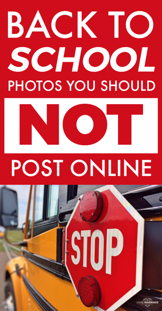 Back To School Safety Tips School safety, School photos