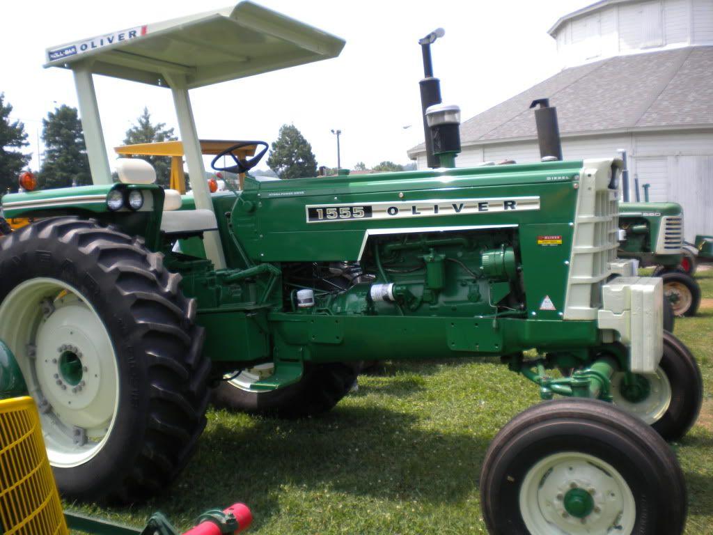 Yesterdays tractor