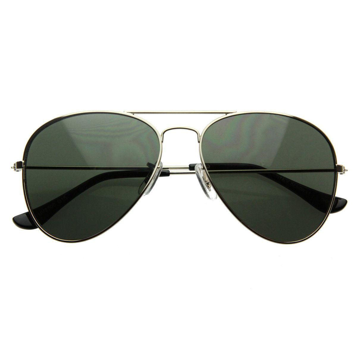 Hollywood Womens Celebrity Britney Spears Metal Military Aviator Sunglasses  1041 0db956e139