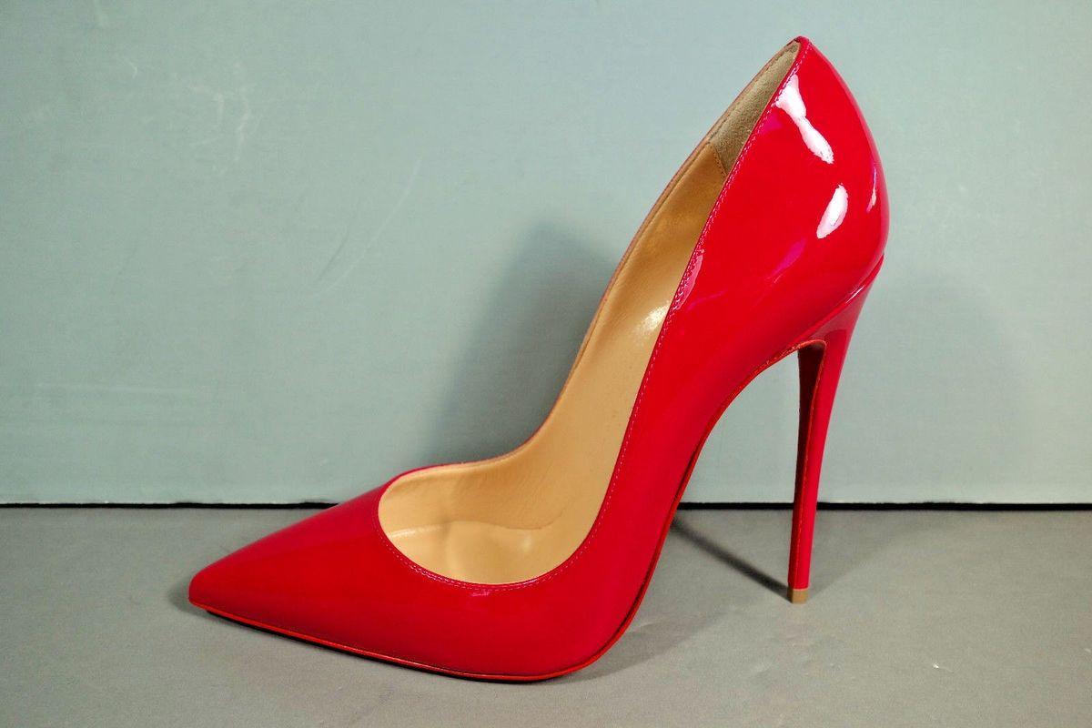 wholesale dealer 5bb3f 7dd28 Christian Louboutin Womens Shoes #ChristianLouboutin ...