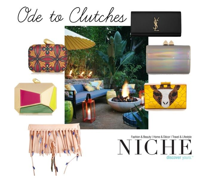 Clutches for Patio Season