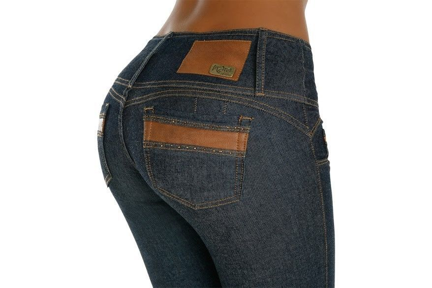 Colombian skinny jeans, jeans Colombianos Levanta Cola, Push Up Jeans  #IndraJeansColombiana #SlimSkinny