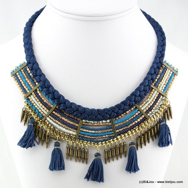 bijoux ethniques fantaisie