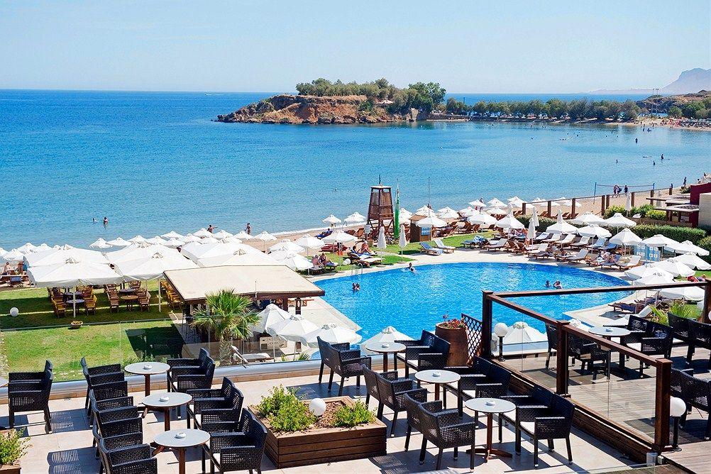 Sensimar Kalliston Resort Spa By Atlantica Kreta Greece
