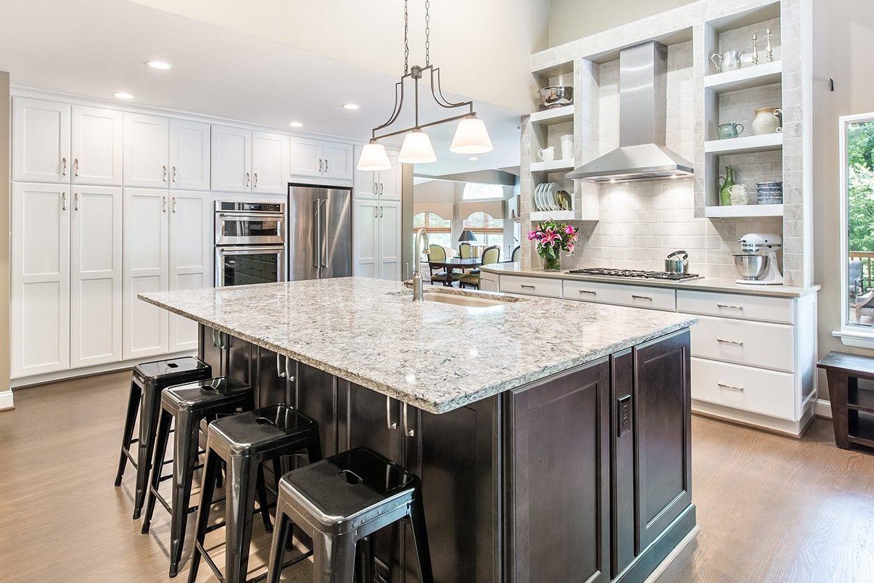 Kitchen Great Falls Building design, Kitchen remodel