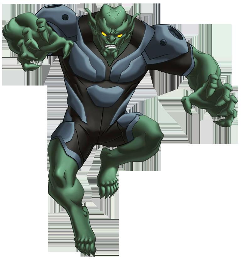 Green Goblin Ultimate Spiderman Spider Man Animated Series Marvel Villains